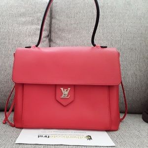 Louis vuitton Lockme shoulder bag,  satchel